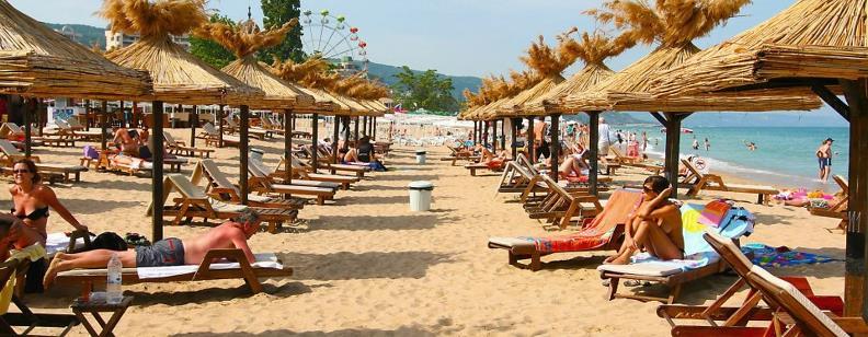 Golden Sands / Varna